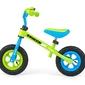Milly mally dragon air green rowerek biegowy + dzwonek + prezent 3d