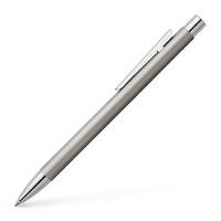 Długopis faber-castell  neo slim stal nierdzewna - matowy