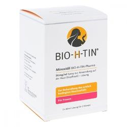 Bio-h-tin minoxidil 20 mgml spray
