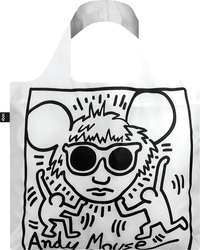 Torba loqi museum keith haring andy mouse
