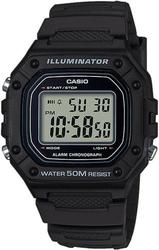 Casio collection w-218h-1avef
