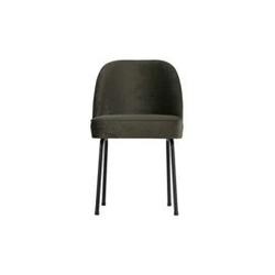 Be pure :: krzesło tapicerowane vogue zielone