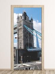 Fototapeta na drzwi tower bridge, londyn fp 2242 d