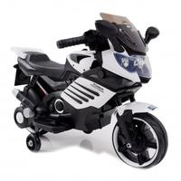 Motor ścigacz power 158 - pierwszy motorek dla dziecka, miękkie siedzenie, miękkie koła evalq158