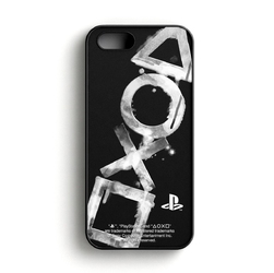 Etui cover - playstation icons