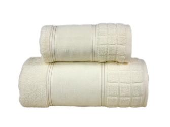 Ręcznik special greno kremowy 50 x 100