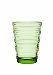 Szklanki Aino Aalto 330 ml jasnozielone 2 szt.