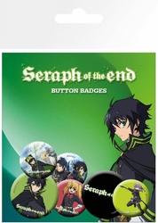 Seraph Of The End - przypinki