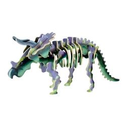 Triceratops puzzle przestrzenne
