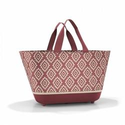Koszyk shoppingbasket diamonds rouge - diamonds rouge