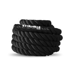 Lina do ćwiczeń siłowych thorn + fit battle rope 38mm x 9m