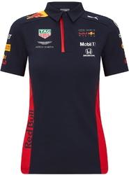 Koszulka polo damska red bull racing f1 2020