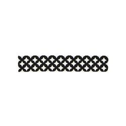 Taśma dekoracyjna washi tape bw wzorek