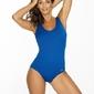 Marko hermiona royal blu m-597 8 kostium kąpielowy
