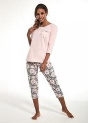 Piżama damska cornette 602223 helen 34 3xl-5xl