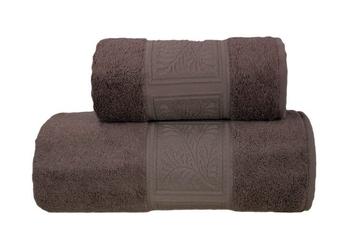 Ecco bamboo brąz ręcznik bambusowy greno - brązowy