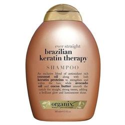Organix brazilian keratin smooth shampoo szampon wygładzający z brazylijską keratyną 385ml