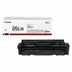 Canon Toner CLBP Cartridge 055H Cyan 3019C002