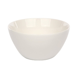 Salaterka  miseczka okrągła porcelana mariapaula nova ecru 14 cm
