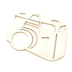 Aparat fotograficzny 8x7,5 cm