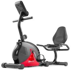 Rower poziomy hs-030l rapid czerwony - hop sport