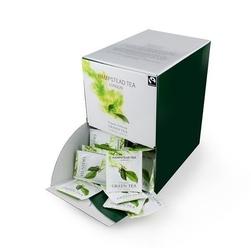 Hampstead | green tea - herbata zielona saszetki 250szt. | organic - fairtrade
