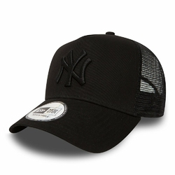 Czapka New Era MLB New York Yankees Clean A Frame Trucker - 11579474