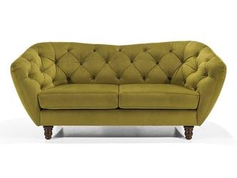 Elegancka sofa dolores z pikowanym oparciem 190 cm