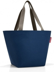 Torba shopper m dark blue