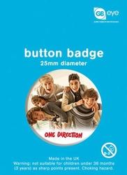 One Direction Bundle - przypinka