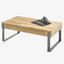 Drewniana dębowa ława calgary  110x60 cm