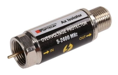 Zabezpieczenie przeciwprzepięciowe ax isolator - szybka dostawa lub możliwość odbioru w 39 miastach