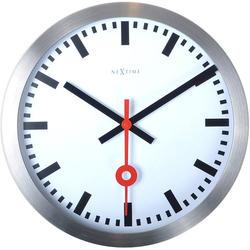 Zegar ścienny Station Nextime 19 cm 3998 ST