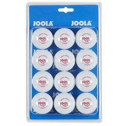 Piłeczki tennis stołowy joola 12szt 44205 training białe