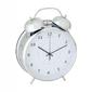 Budzik wake up silver, 20 cm - 20,00 cm