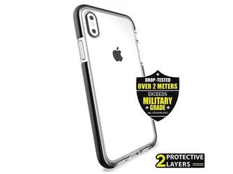 Etui puro impact pro flex shield apple iphone xxs czarne