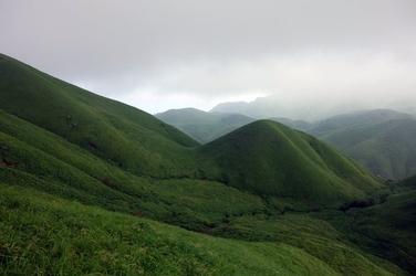 Fototapeta góry wugongshan fp 2042