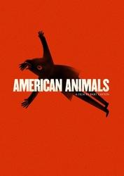American animals - plakat premium wymiar do wyboru: 29,7x42 cm