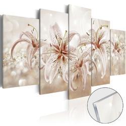 Obraz na szkle akrylowym - muzyka delikatności glass