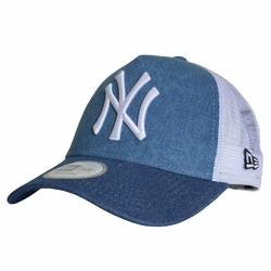 Czapka New Era MLB New York Yankees Clean A Frame Trucker