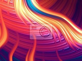Obraz nowoczesne abstrakcyjne energiczny tapety  tła