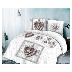 Pościel hearts 220 x 200 cm