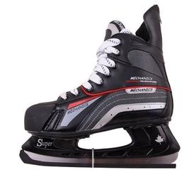 Łyżwy hokej mechanics 216 black