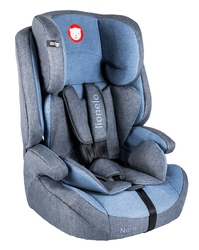 Lionelo nico blue fotelik 9-36 kg + organizer