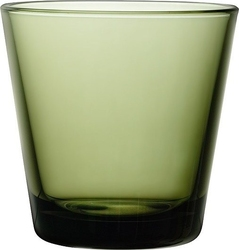 Szklanki kartio 210 ml 2 szt. zielony mech