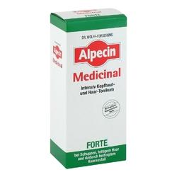 Alpecin medicinal forte tonik płupieżowi i wypadaniu włosów