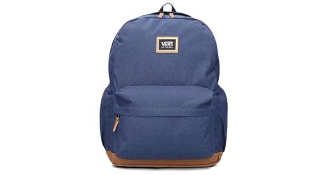 Plecak vans realm plus backpack vn0a34gl4so 1size niebieski i jego odcienie