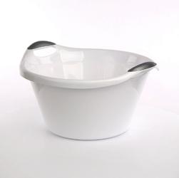 Miska  wanienka plastikowa artgos owalna biała14 l