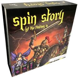 SPIN STORY opowiadanie historyjek gra