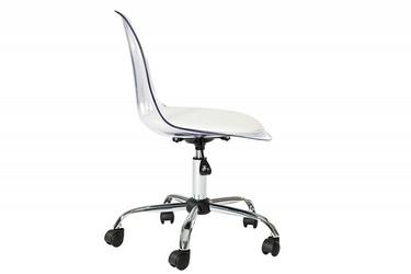 Fotel obrotowy geist transparentny